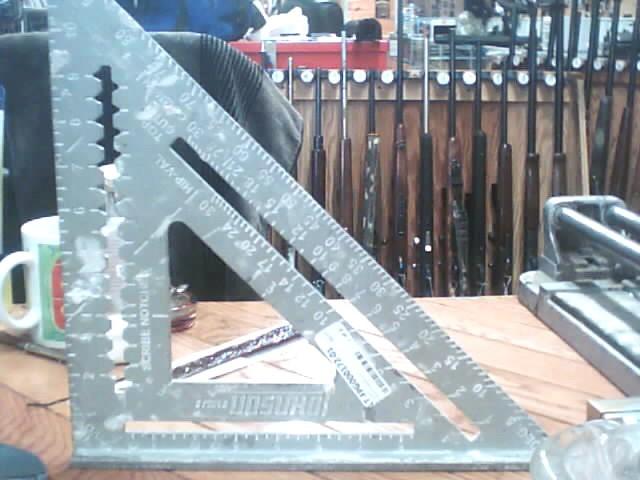 JOHNSON Level/Plumb Tool RAS-120