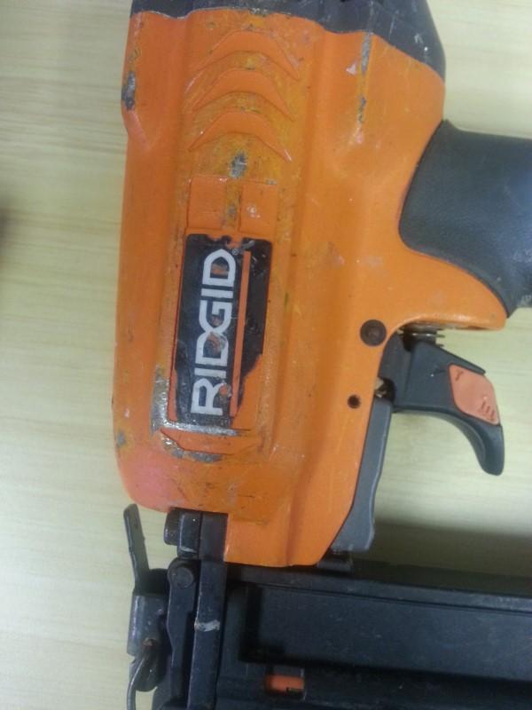 RIDGID NAILERS R138BNA
