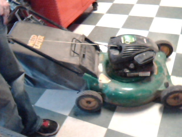 WEED EATER Lawn Mower Q4.75