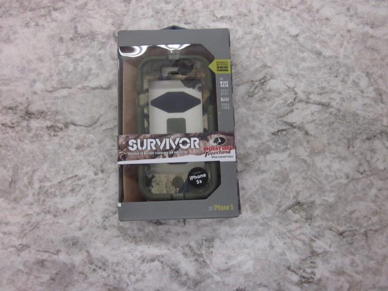 GRIFFIN SURVIVOR MOSSY OAK IPHONE 5 CASE