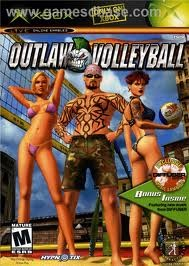 MICROSOFT Microsoft XBOX OUTLAW VOLLEYBALL