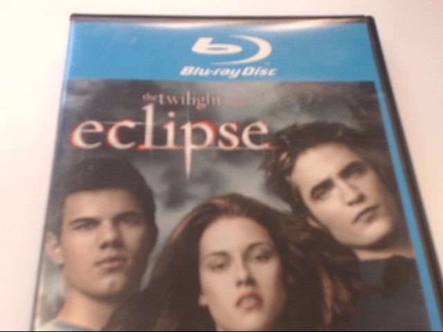 ECLIPSE - BLU-RAY MOVIE