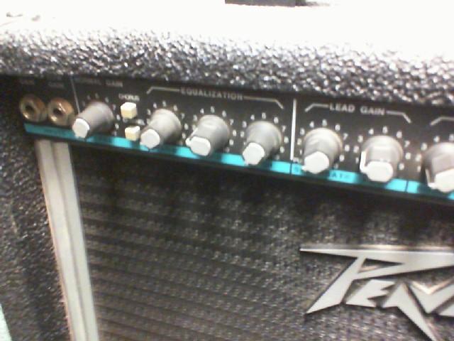 PEAVEY Electric Guitar Amp BACKSTAGE CHORUS 208