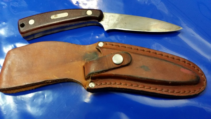 SCHRADE Knife 1540T