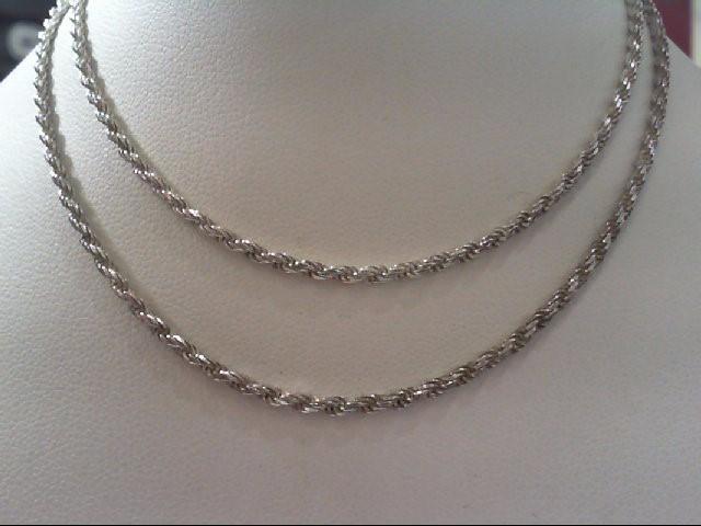 Silver Chain 925 Silver 6g