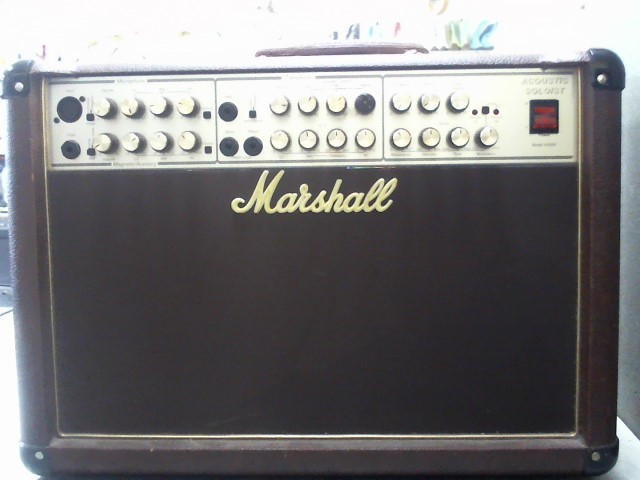 MARSHALL Acoustic Guitar Amp AS80R ACOUSTIC AMP