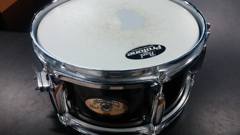 PEARL Drum FIRECRACKER SNARE DRUM