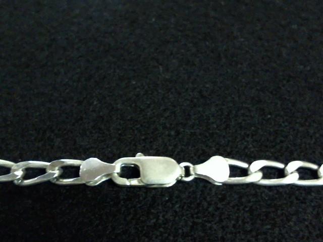 """23"""" Silver Chain 925 Silver 19dwt"""