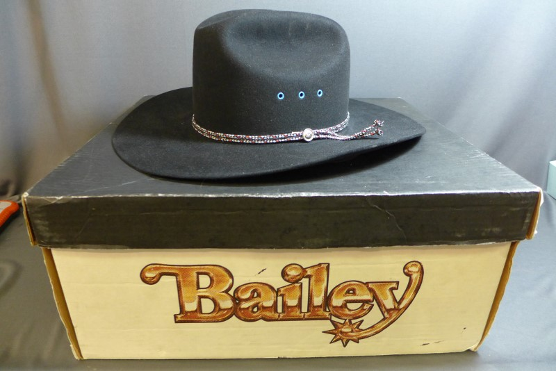 BAILEY XXXX BEAVER COWBOT HAT