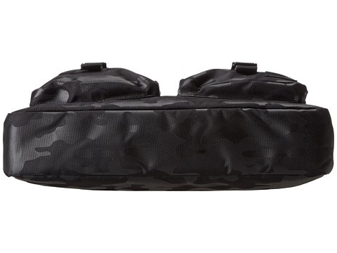 STEVE MADDEN Men's Accessory BLACK CAMO NYLON COMPUTER BAG