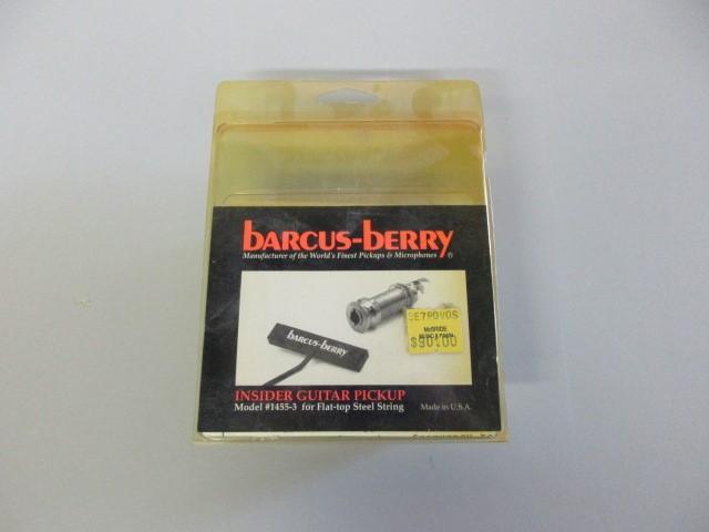 BARCUS-BERRY INSIDER PIEZO PICKUP
