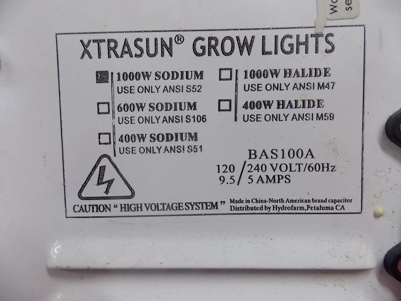 EXTRASUN Miscellaneous Appliances BAS100A