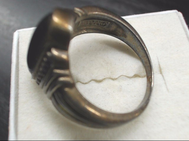Lady's Silver Ring 925 Silver 7.1g Size:9