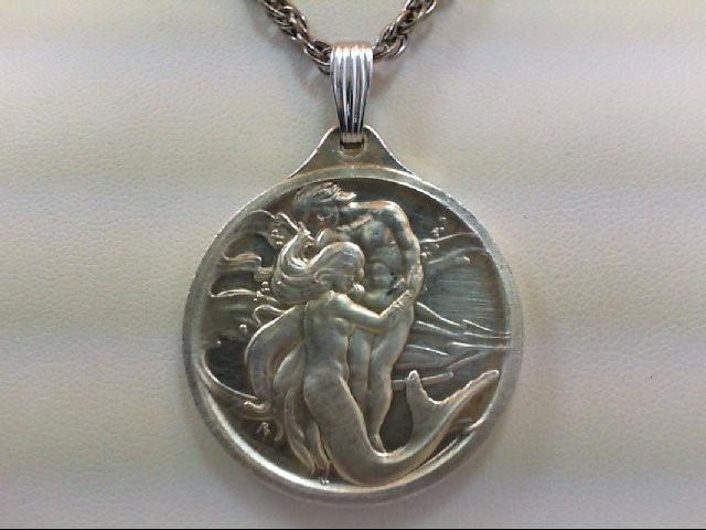 Silver Pendant 925 Silver 18.4g