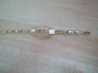 Gold Bracelet 14K Yellow Gold 15g
