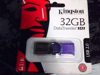KINGSTON Computer Accessories DT101G2/32GBZ