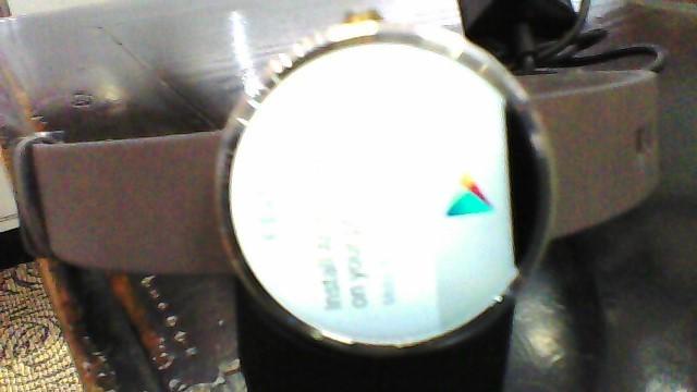 Motorola MOTO360 Electronic Wrist Watch