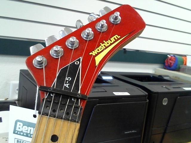 WASHBURN Electric Guitar A5 A5