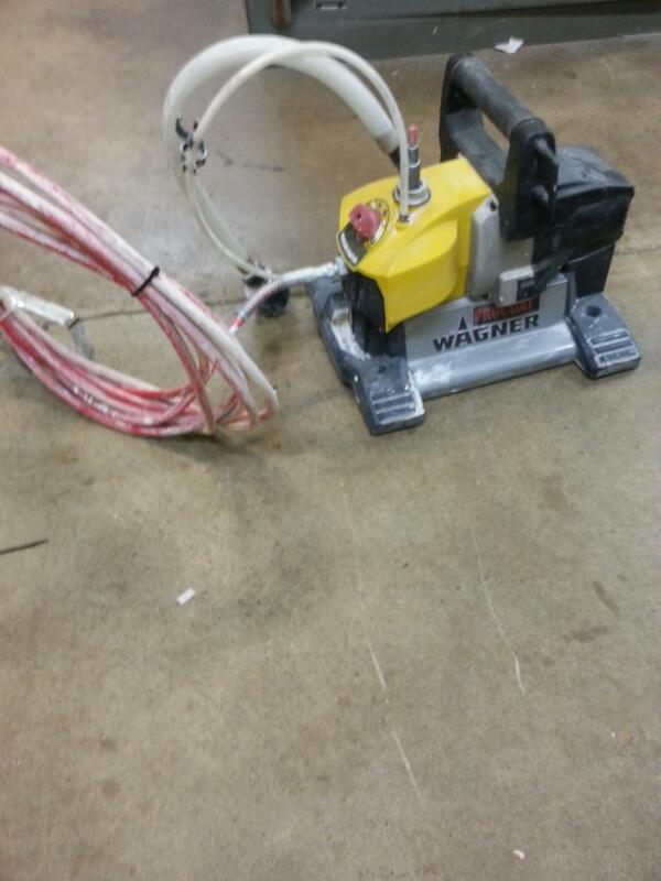 WAGNER Pressure Washer 0504182
