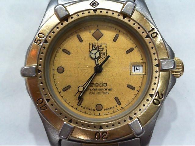TAG HEUER Lady's Wristwatch 964-013