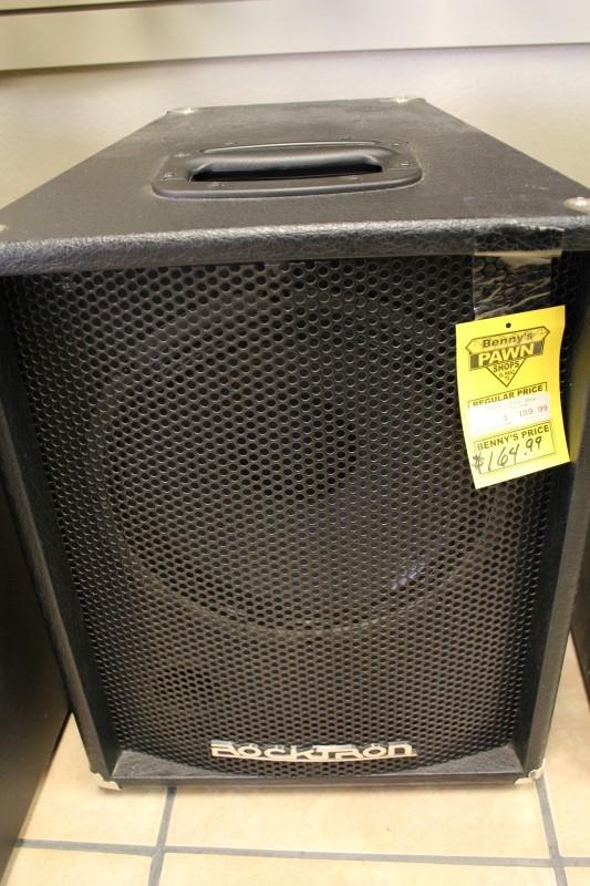 ROCKTRON Speaker Cabinet VELOCITY S112