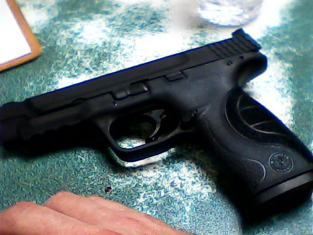 SMITH & WESSON Pistol M&P 40