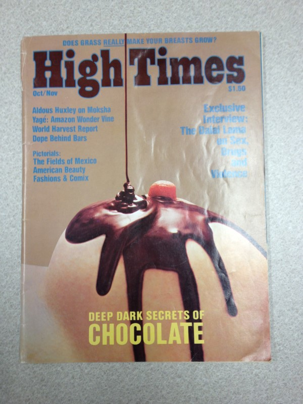 High Times Vintage Magazine