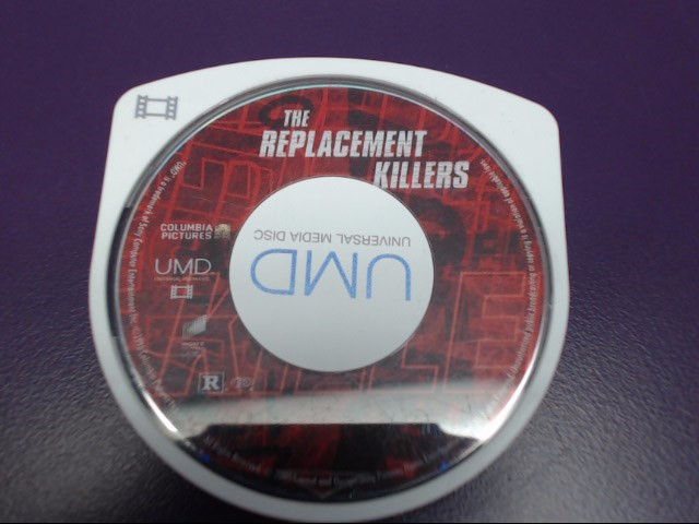 Sony PSP UMD Movie The Replacement Killers