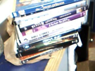 DVD MOVIE MISC BOX