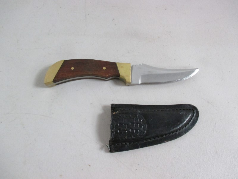 "3.5"" Stainless Steel Pakistan Knife"