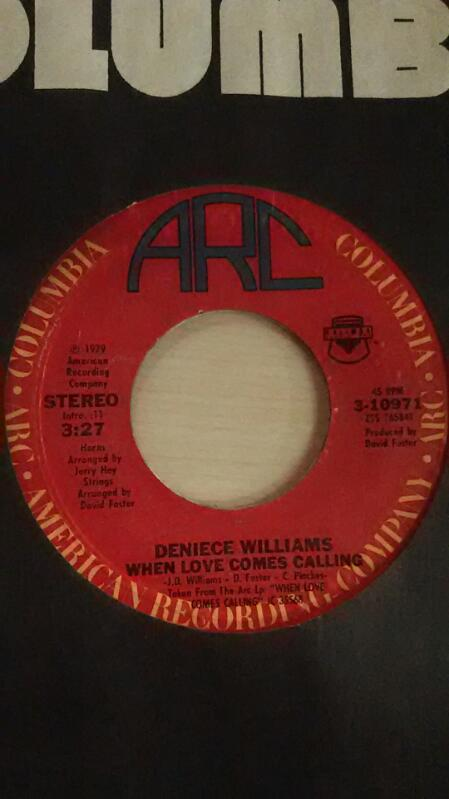 Deniece Williams - I've Got the Next Dance Vinyl