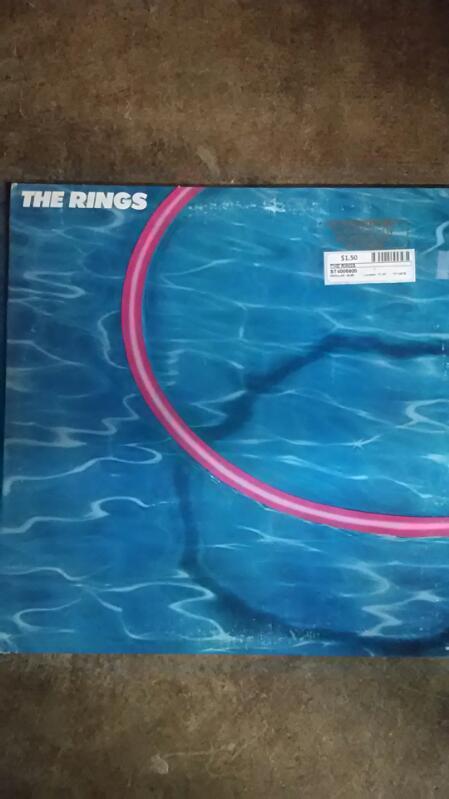 The Rings Vinyl
