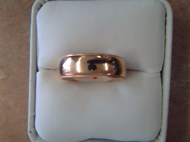 WEDDING BAND RING JEWELRY , 14KT