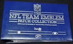 WILLABEE & WARD THE NFL TEAM EMBLEM PATCH COLLECTION