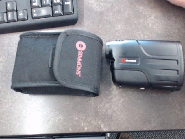 SIMMONS Binocular/Scope LRF 600