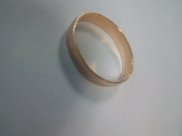 Gent's Gold Ring 10K Yellow Gold 2dwt