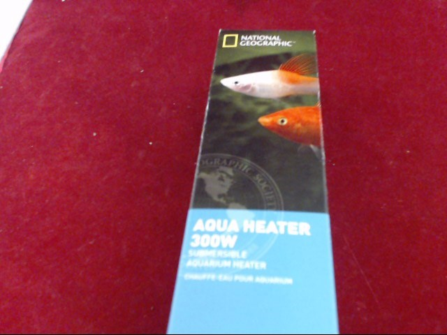 NATIONAL GEOGRAPHIC Light AQUA HEATER