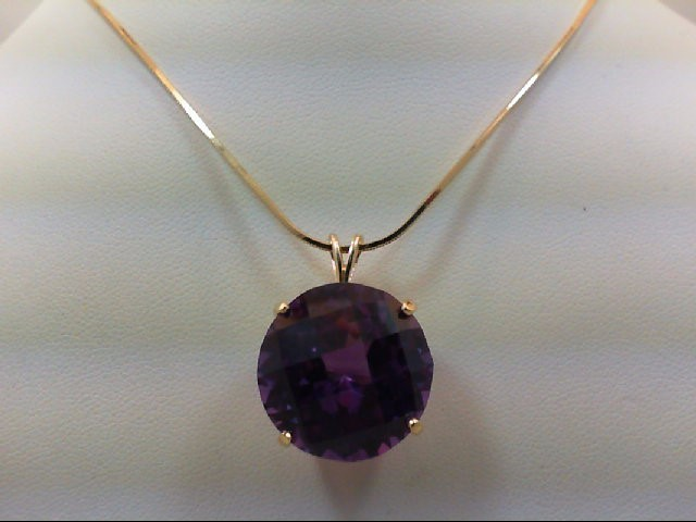 Gold Pendant 14K Yellow Gold 11.7g
