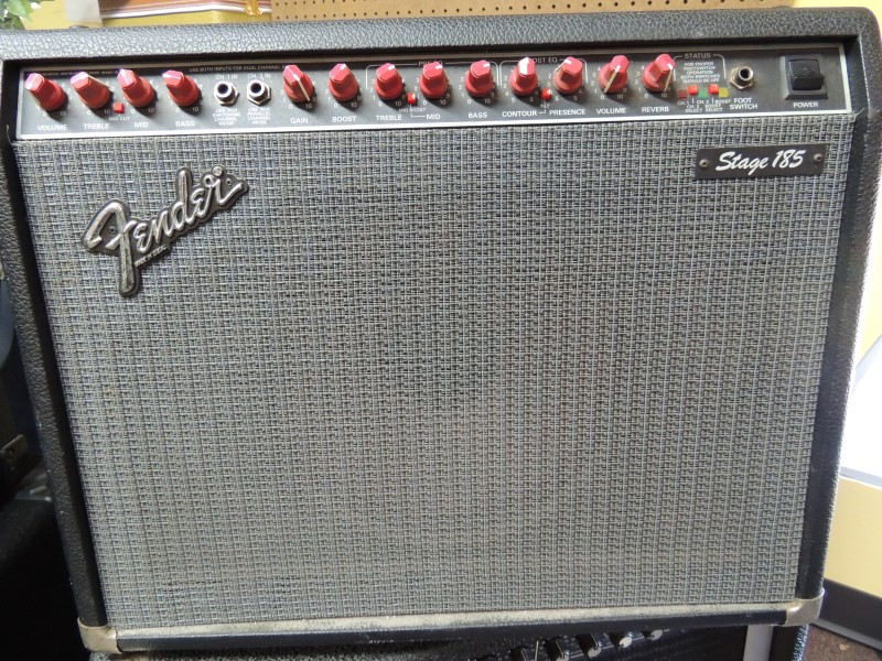 FENDER Electric Guitar Amp STAGE 185