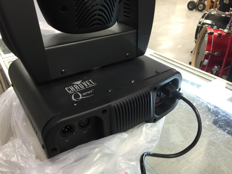 CHAUVET Q SPOT 250W DJ Light