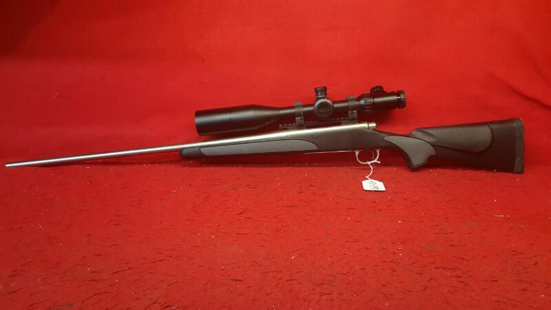 Remington 700 Stainless 300 Remington Ultra Mag Rifle