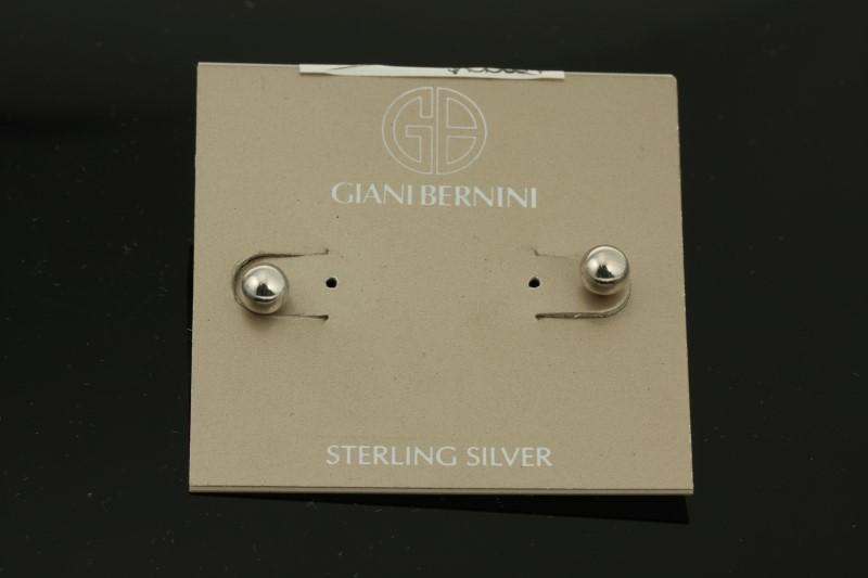 Silver Earrings 925 Silver 1.01g