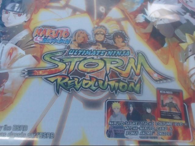 SONY PS3 NINJA STORM REVOLUTION