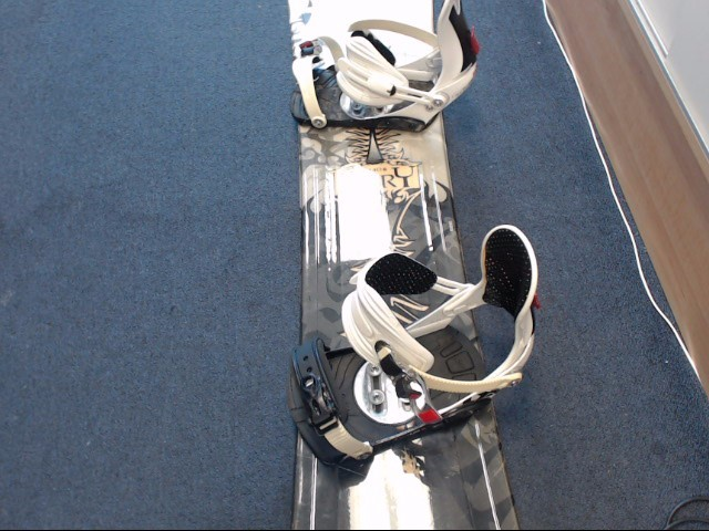 LTD SNOWBOARD Snowboard FURY SNOWBOARD