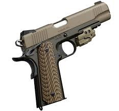 KIMBER Pistol WARRIOR SOC