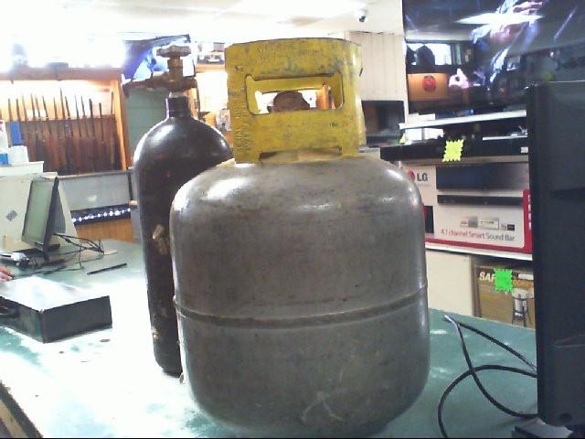 Gas Welder TANK