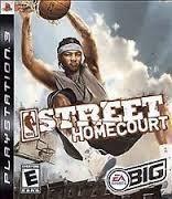 SONY PlayStation 3 Game NBA STREET HOMECOURT