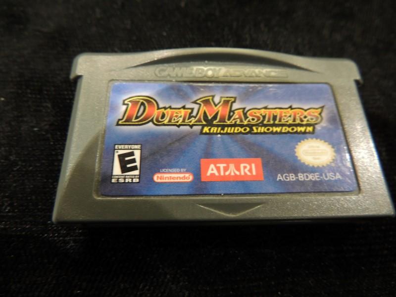 ATARI Duel Masters: Kaijudo Showdown (GBA) Gameboy Advance