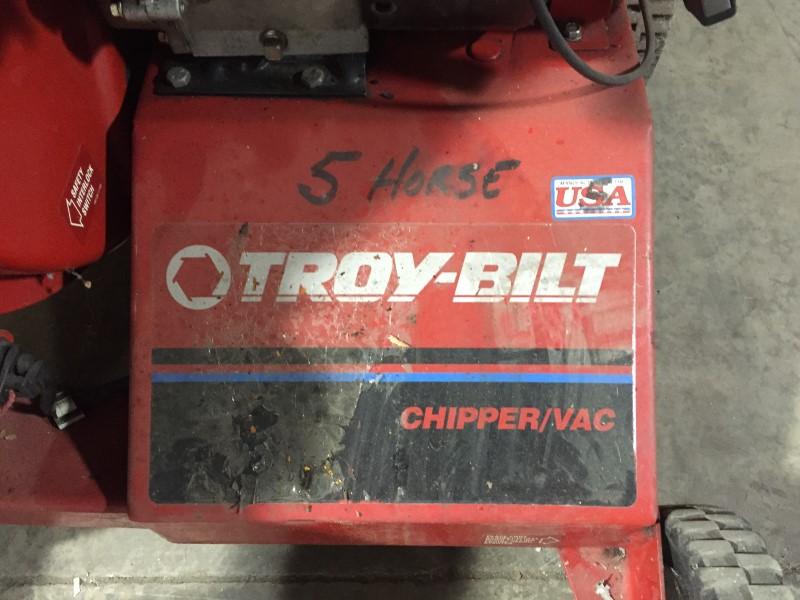 TROYBILT Lawn Tool H50-65582T Chipper/Vacuum