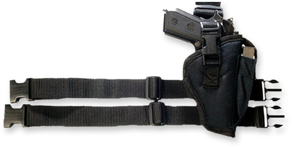 M&M PRO TECH WTAC-15R RIGHT TACTICAL HOLSTER